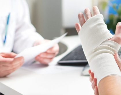 Claiming Compensation for Personal Injury